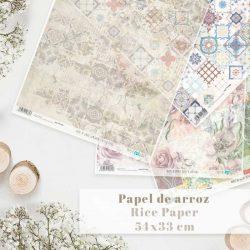 PAPEL ARROZ 54x33