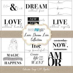 LOVE DREAM LIVE