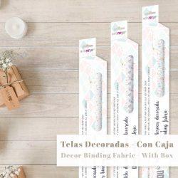 TELAS DECORADAS - BOX