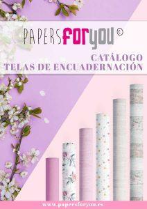 Catálogo general Telas de encuadernación - (44 MB)
